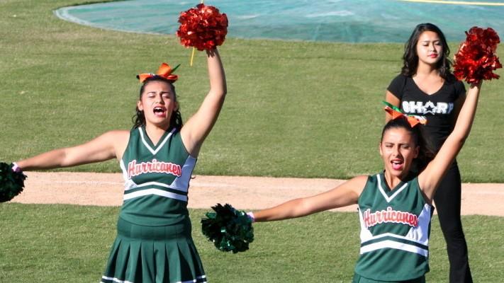 ball up cheerleading
